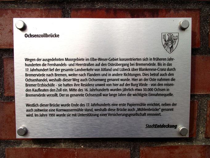 Ochsenzollbrücke