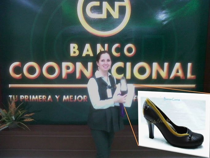 Clienta banco coopnacional guayaquil