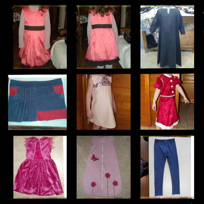 Vêtements et costumes enfants - Nathalie Navarro Créations