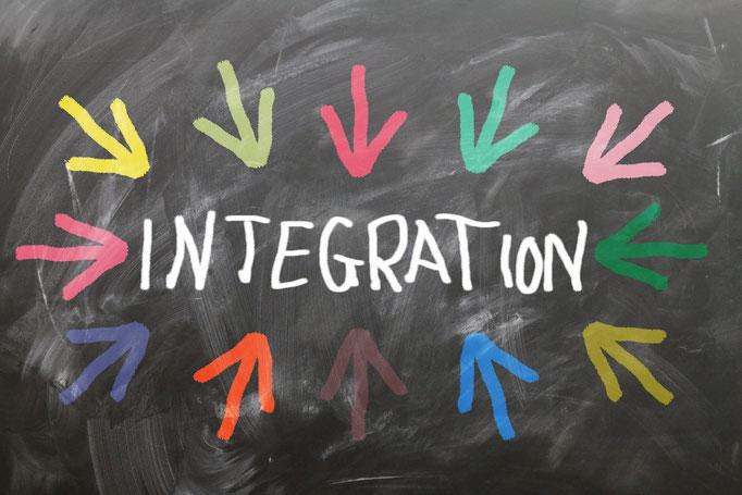 Integration und Sprache lernen ist unglaublich wichtig