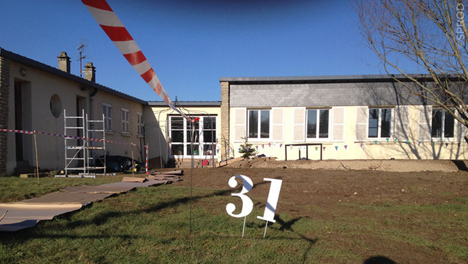 Gestion de billetterie et hébergement, signalétique, décoration de 200 m²