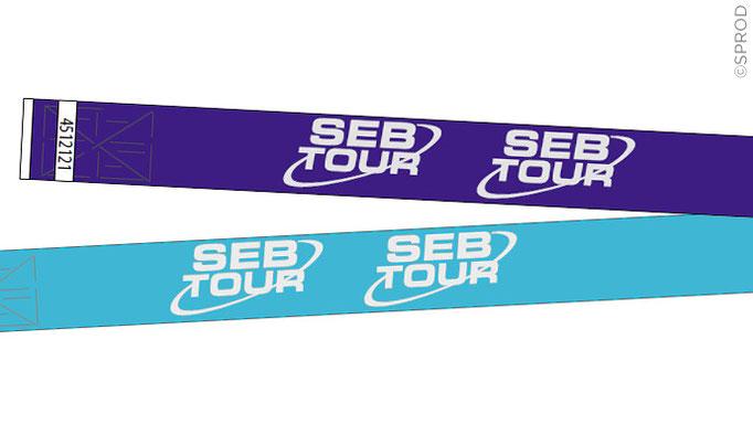 Bracelets de contrôle // Seb Tour