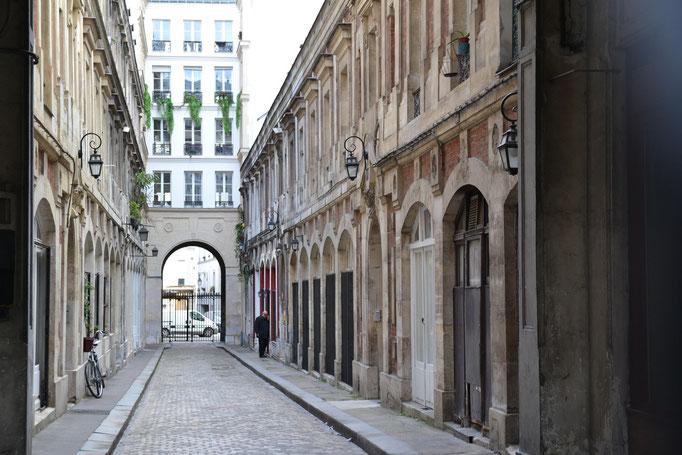 Passage du Désir, Partie Est