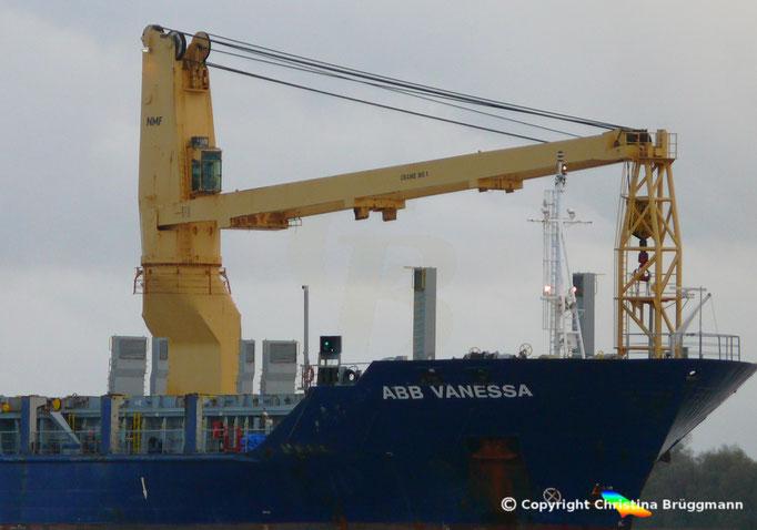 ABB VANESSA 180 t NMF Kran