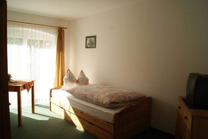Einzelzimmer Pension Waldeck