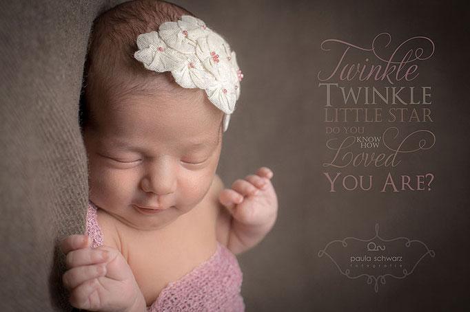 Bilder für Babykarte