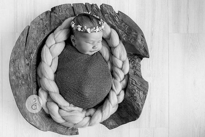 Fotograf Geburtsanzeige
