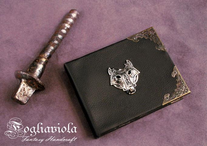 Wolf Journal, Stark diary