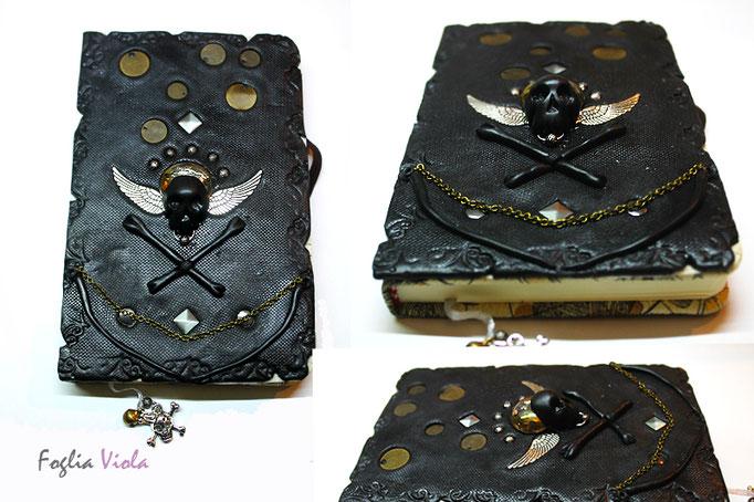 Black Peark Journal, Pirate Codex Book