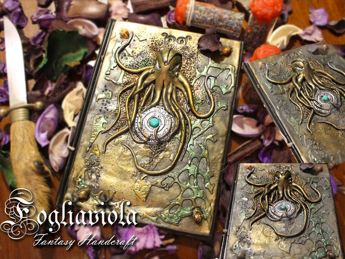 Cthulhu Journal Lovecraft Book