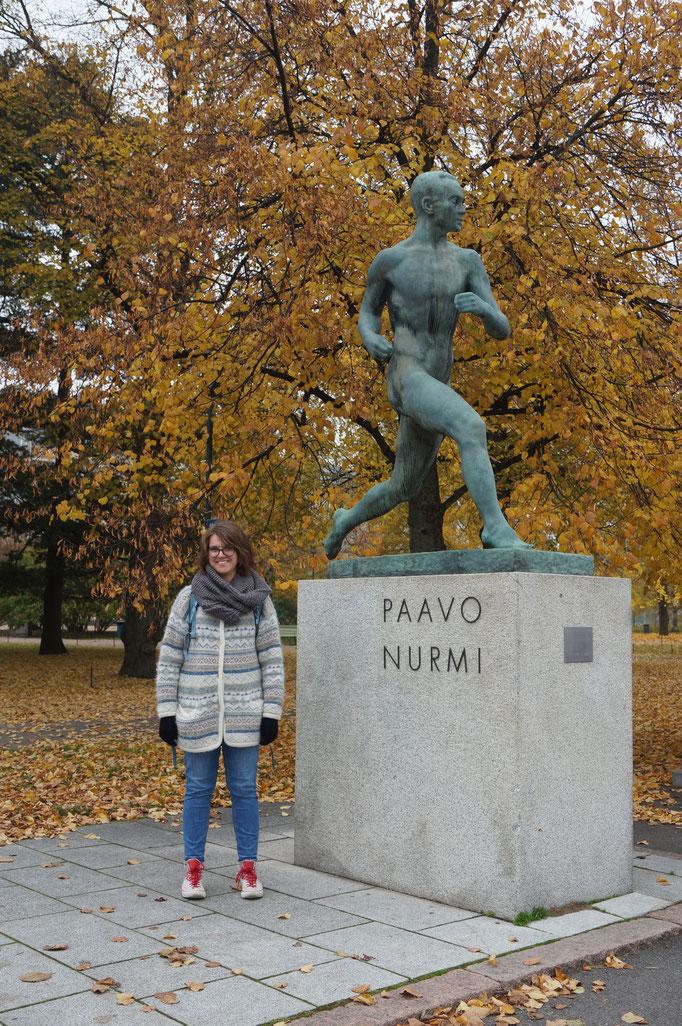 Paavo Nurmi und Ich
