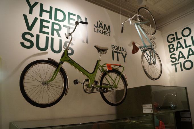 Designmuseum; über die hälfte der jugendlichen an meiner Schule fährt ein Jopo
