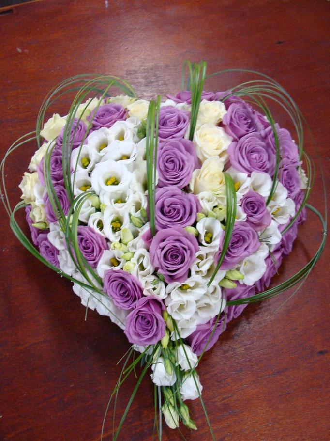 C4-Le Coeur de fleurs variées