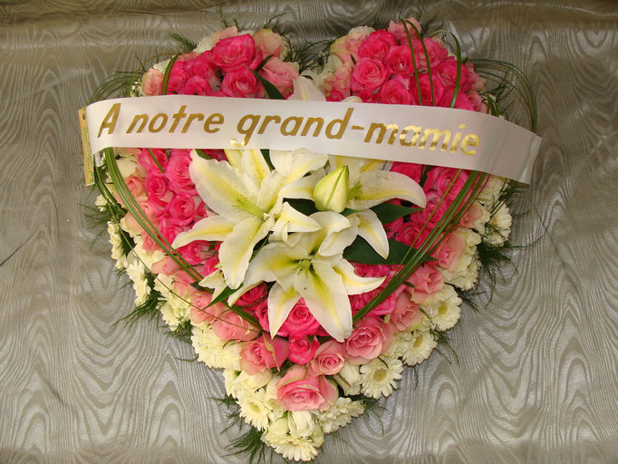 C3-Le Coeur de fleurs variées