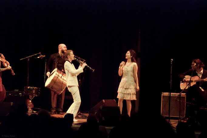 with She'koyokh @ Purcell Room, May 2011