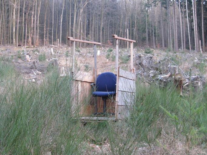Waldarbeit 2.0