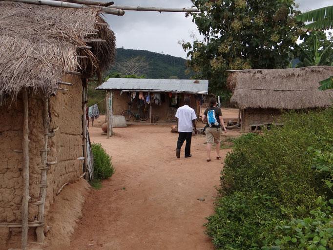 Walk around the village.