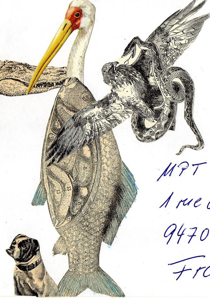 MAIL ART FOR MPT ALFORT