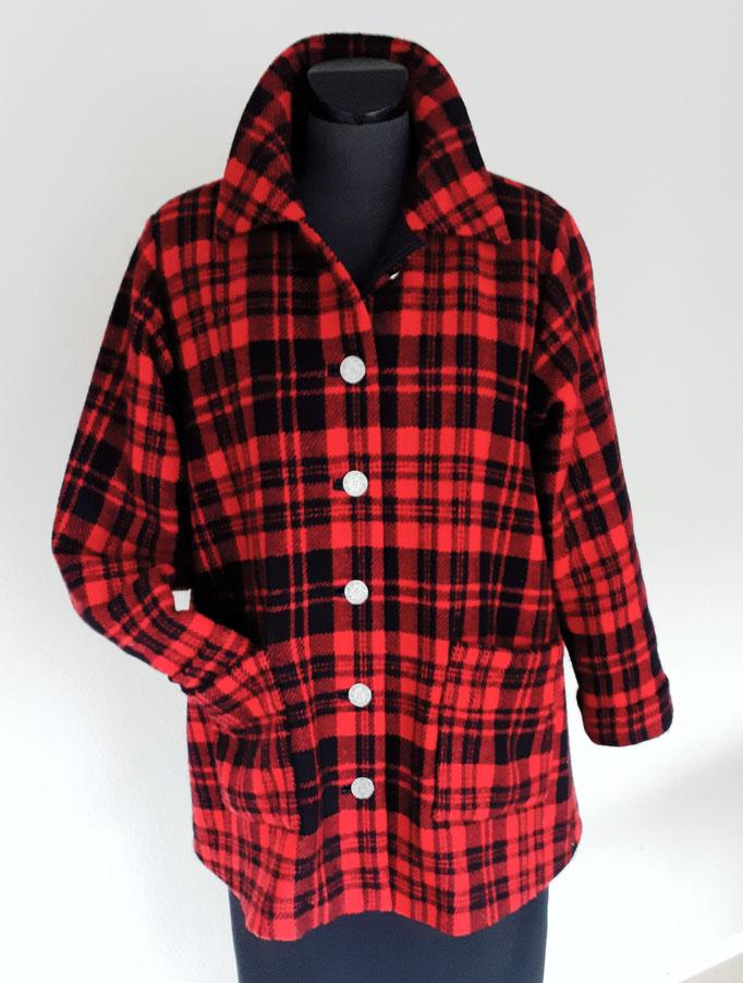 Jacke im Lumber-Jack-Muster
