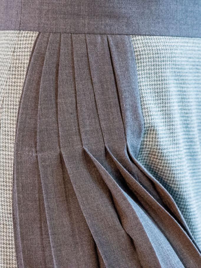 Swingrock, Original Schurwollstoff aus den 60er Jahren