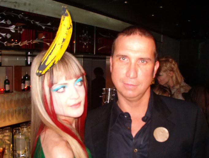 Lady Eloise und Frank Jäger
