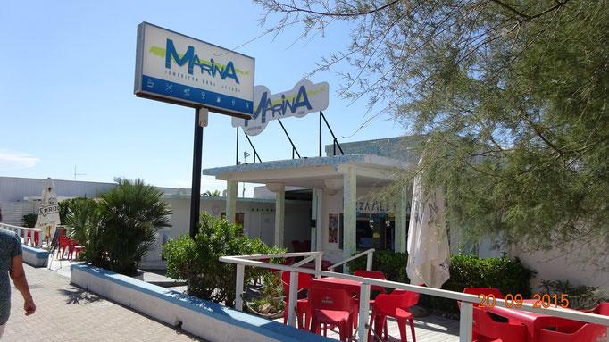 Bar Marina in Lido di Tarquinia