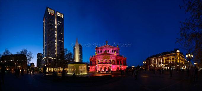 Opernplatz Luminale