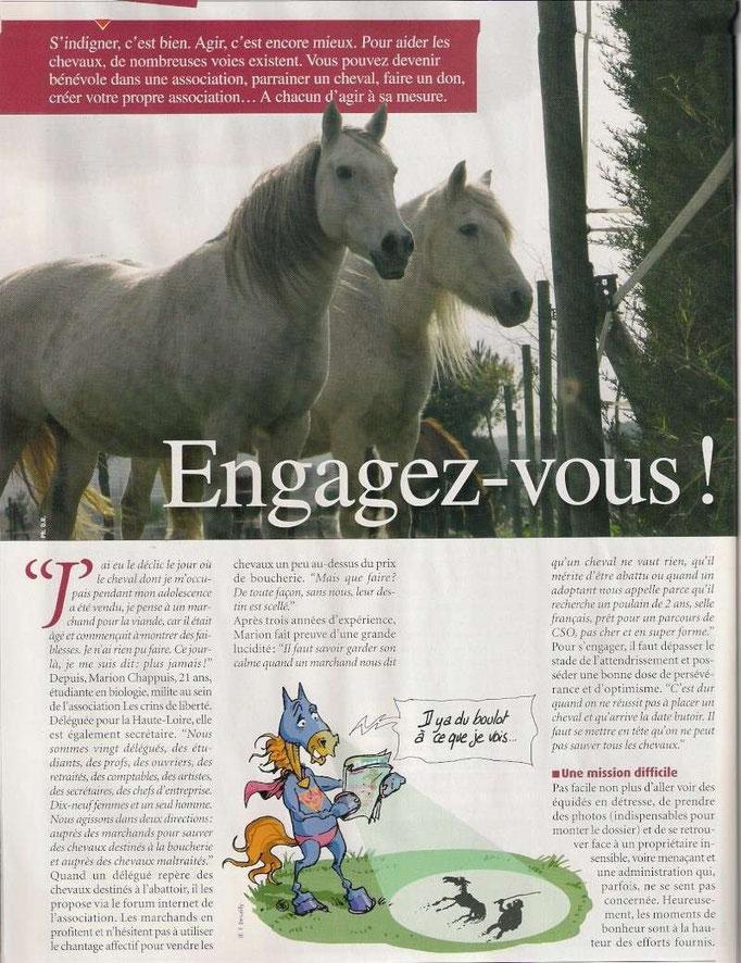 Cheval Magasine - Novembre 2011 - Page 1/2