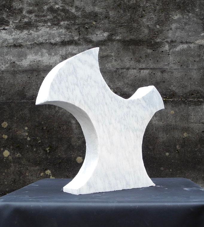 8 x 45 x 45 cm, Cristallina Marmor, Valle Maggia/TI