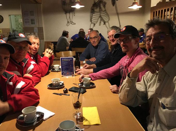 Nach dem BSVB-Gruppenfinale in Wallisellen 2017