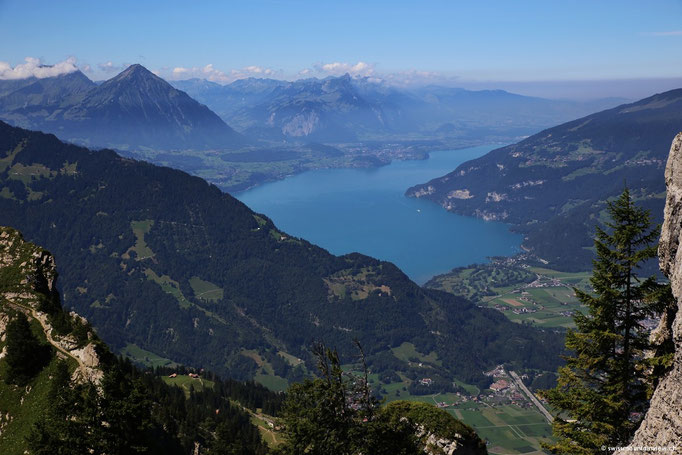 Und dann ist es geschafft, der Gipfel des rund 2069 m hohen Oberberghorn's erkommen.