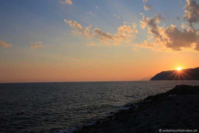 Sonnenuntergang Deiva Marina
