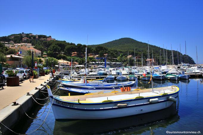 Hafen von La Madrague