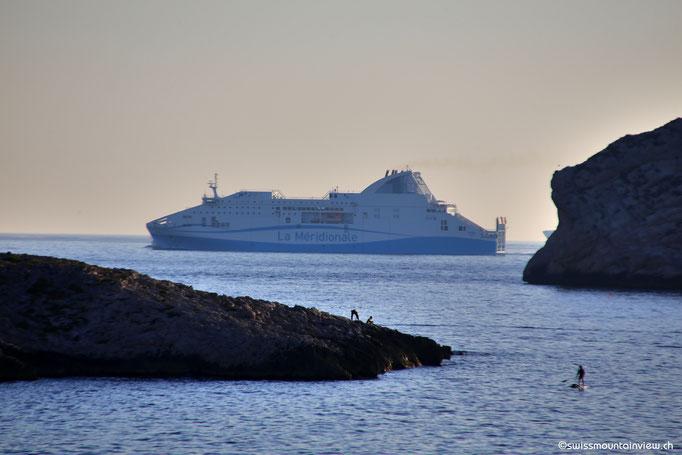 Ausflug nach Les Goudes, südlich von Marseille
