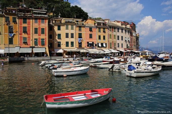 Portofino Hafen