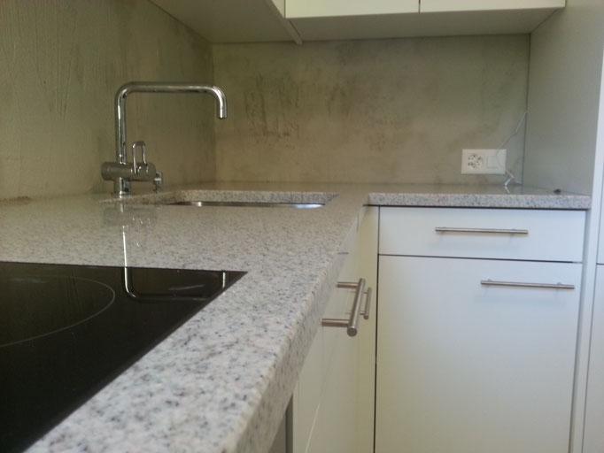 Küchenabdeckung Granit