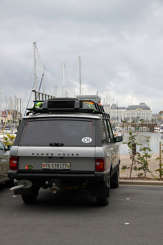 Normandie 2016 - Trouville-sur-Mer