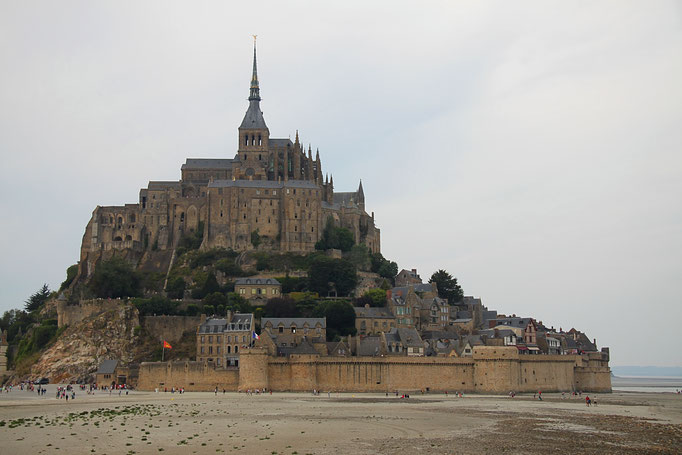 Normandie 2016 - Mont-Saint-Michel