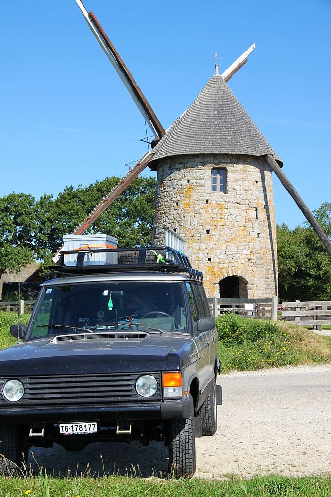 Normandie 2016 - Fierville les Mines