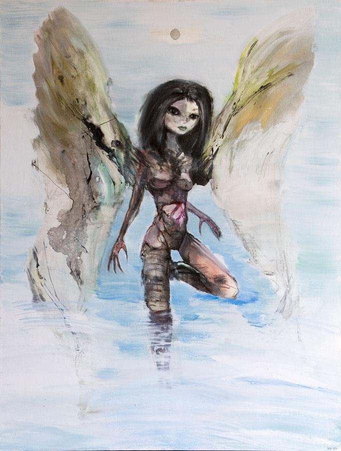 Misirya, olieverf op canvas, ca 2006, niet te koop