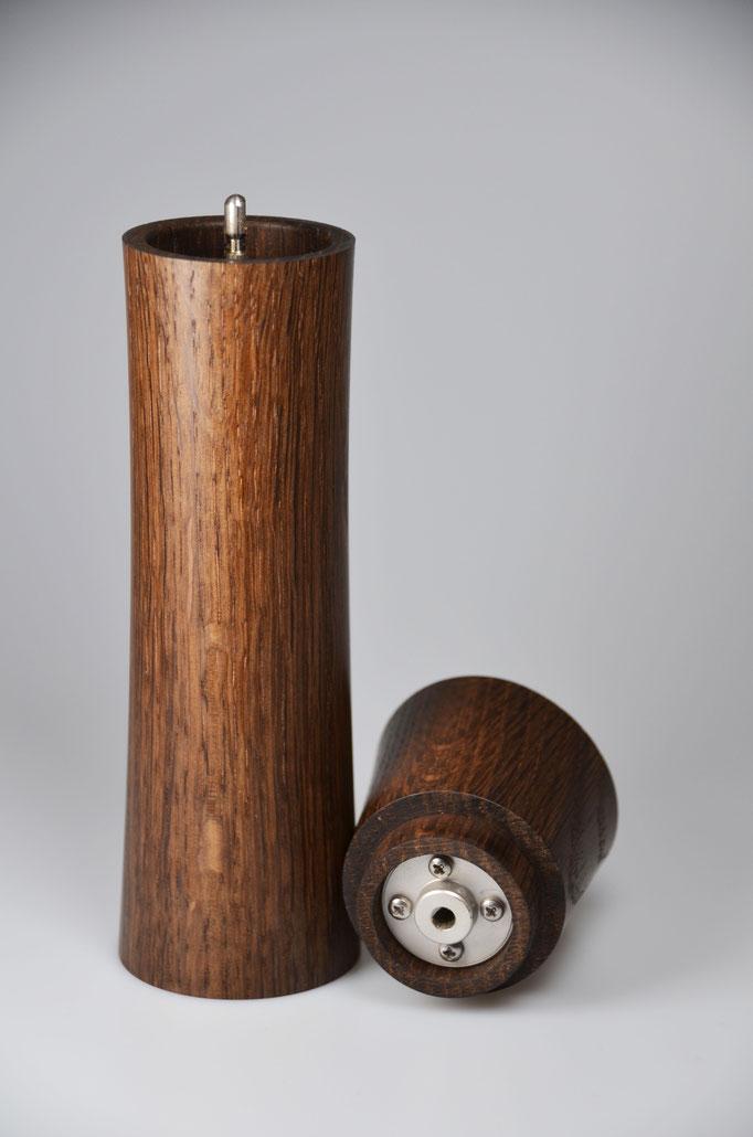 Pfeffermühle Salzmühle Räuchereiche