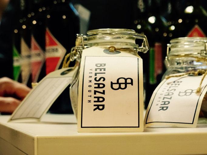 Belsazar Vermouth – Ein Aperitif aus Berlin, geerntet am Kaiserstuhl. Erhältlich Rosé, Red, White und Dry. Auch sehr lecker im Sekt als Alternative zum altbekannten Aperol.