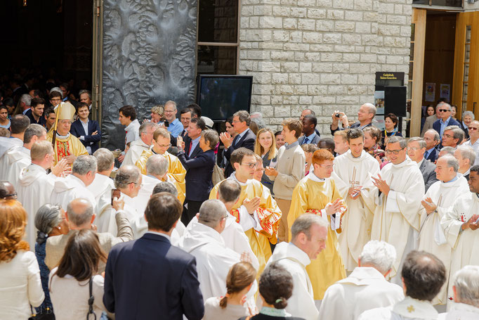 Ordinations 2015 Diocèse de Nanterre