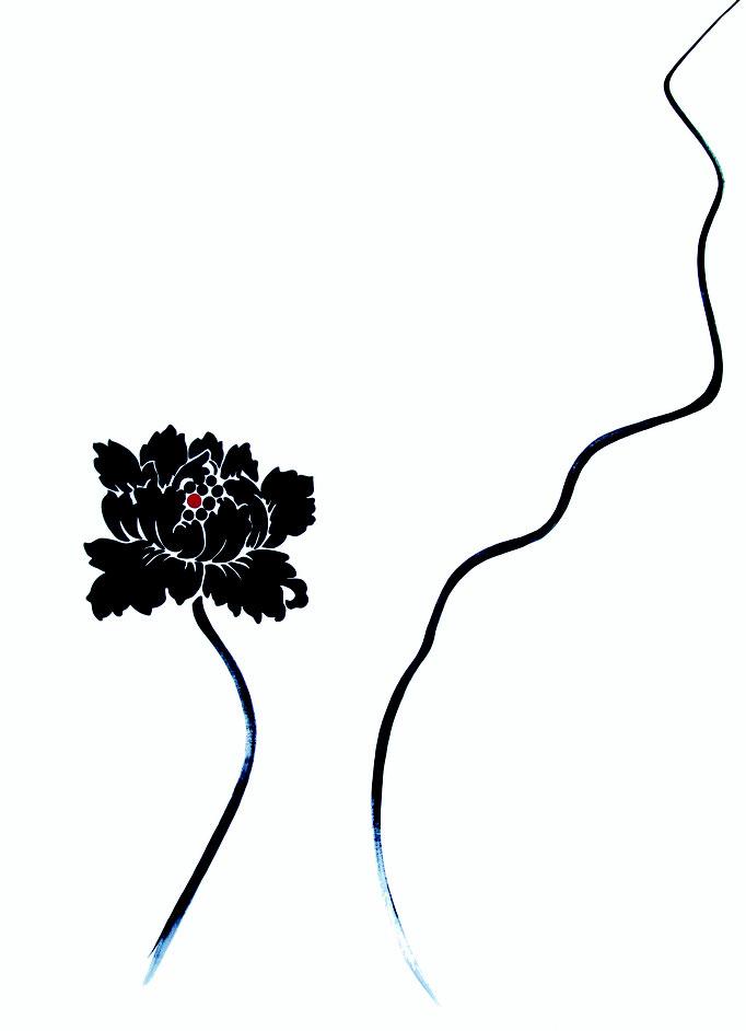 """Minimal Feminino""  Acrílico s/ tela  200 x 150 cm - 2017"