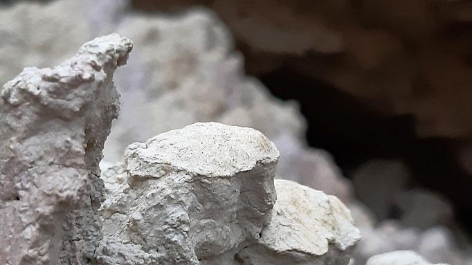 detalle de erosion en bardenas 16