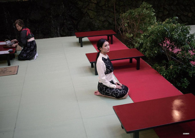 FASHION EDGE 74   2013  hair :Hayashi Seima  make: Shimizu Mami