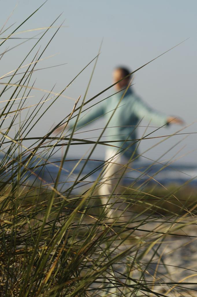 Qigong Meer Entspannung Natur Freiheit