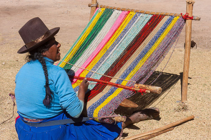Pérou - Tissage