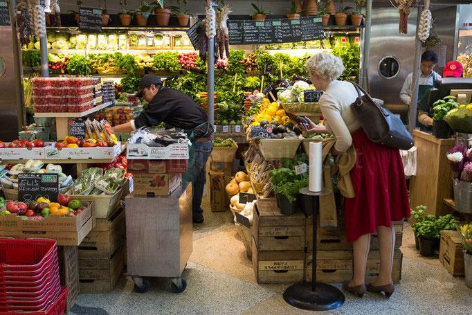 New York - Grand Central Market