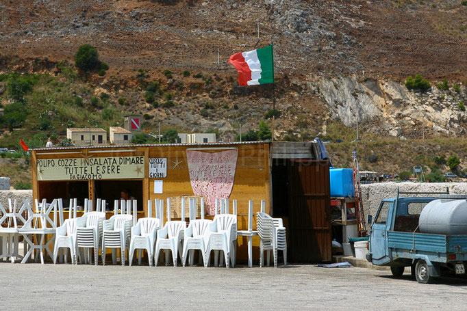 Sicile - Castellammare del Golfo